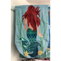Mermaid House Flag