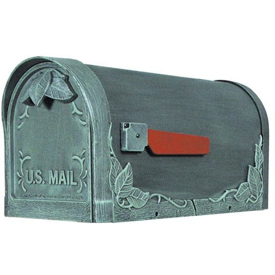 Mailbox Can Floral