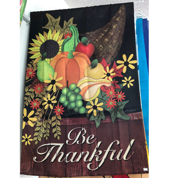 Be Thankful House Flag