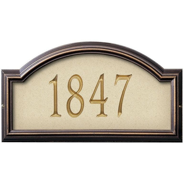 House Plaque Sandstone