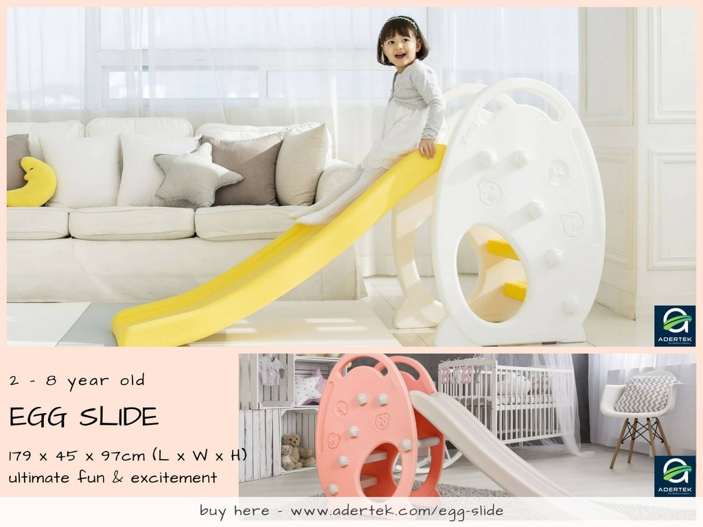 IFAM Egg Slide for children 2-8 years old