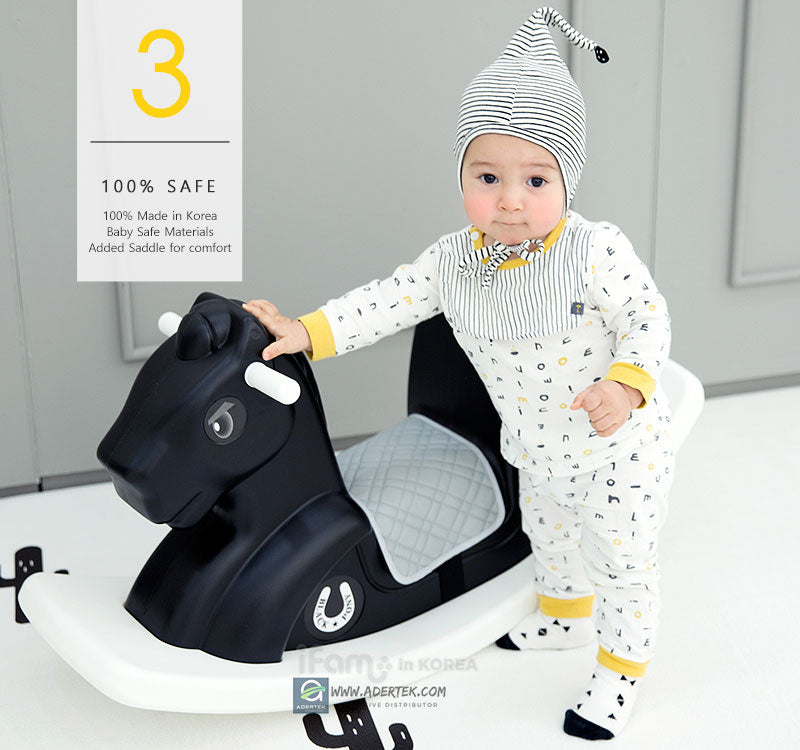 100% Made in Korea with baby safe materials