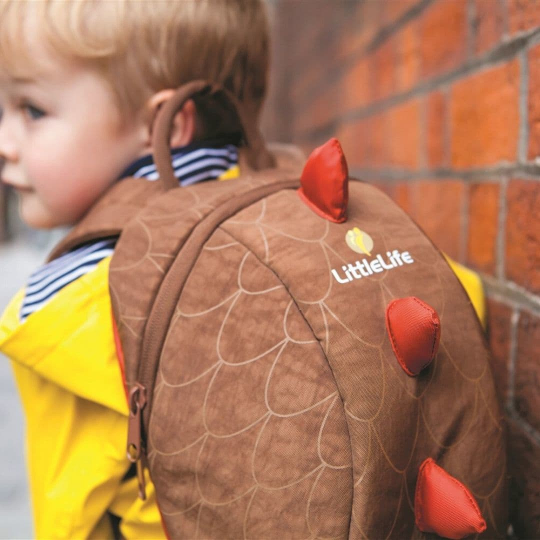 LittleLife Backpack Zipped Entry To Main Compartment