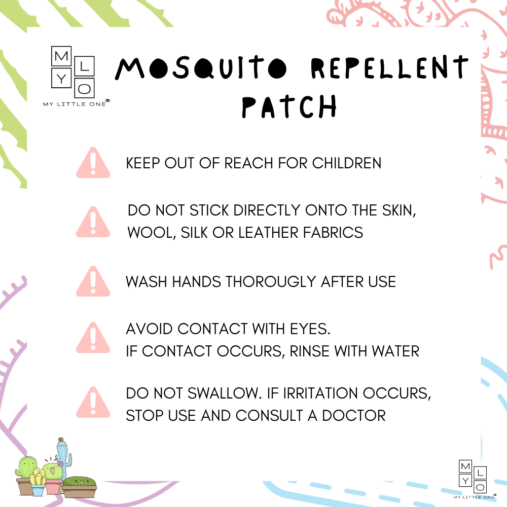 How to Use MyLO Mosquito Repellent Patch
