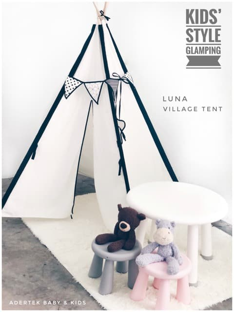 Luna Village Tent - Glamping with style