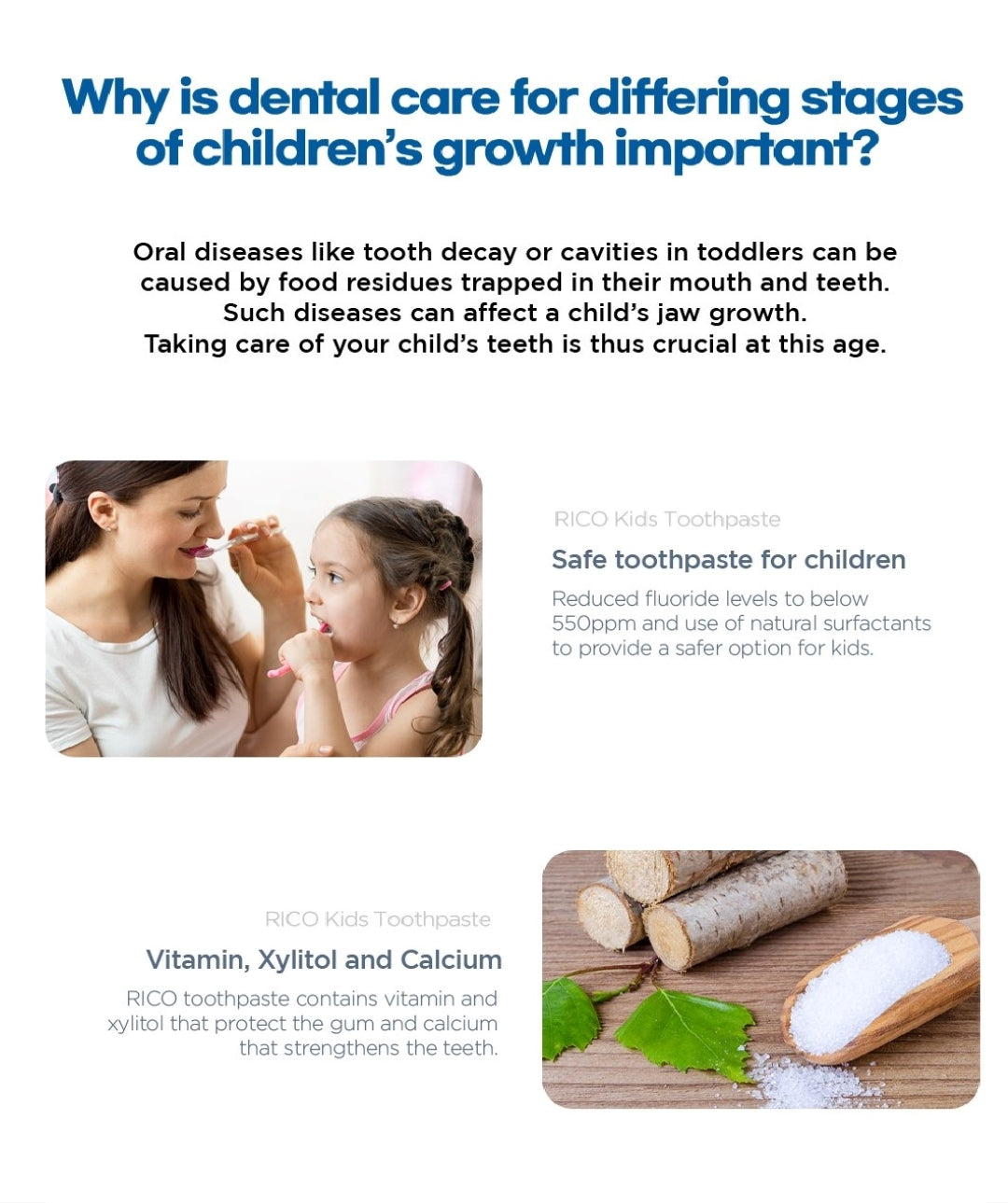 Why Dental Care for Different Stages is Important?