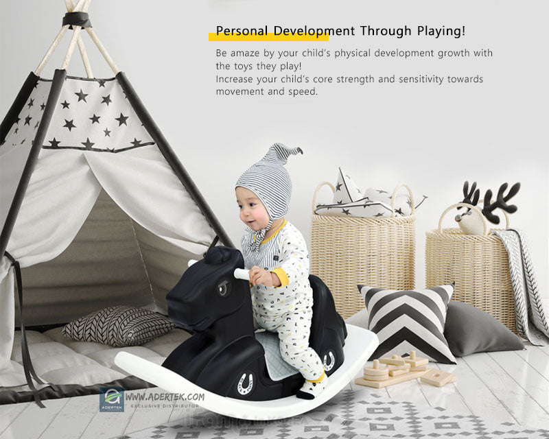 Baby development through playtime!