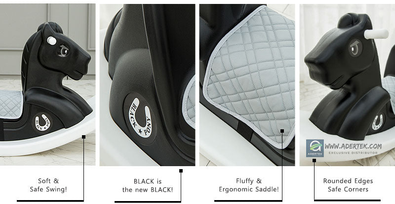 Features of IFAM black pony
