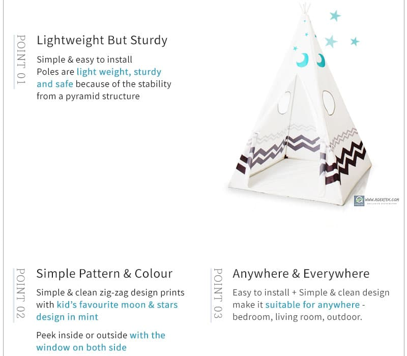 Lightweight, Sturdy, Simple Pattern, Natural & Pastel Colours for use anywhere and everywhere