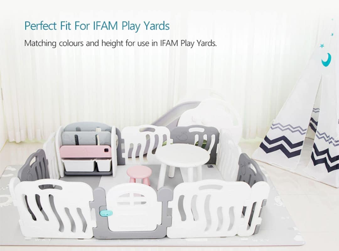 Perfect Fit For All IFAM Baby Play Yards
