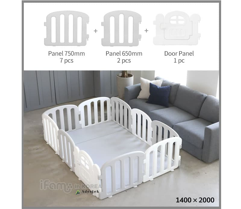 Fitting for 10pcs Baby FIRST Play Yard setup