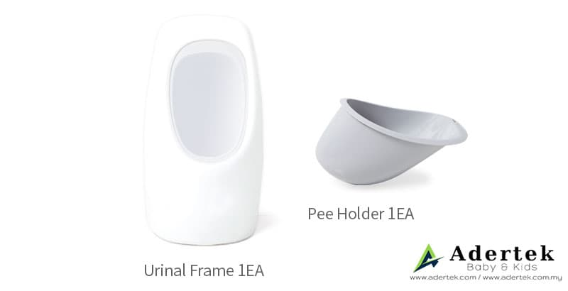Components of an Easy Urinal