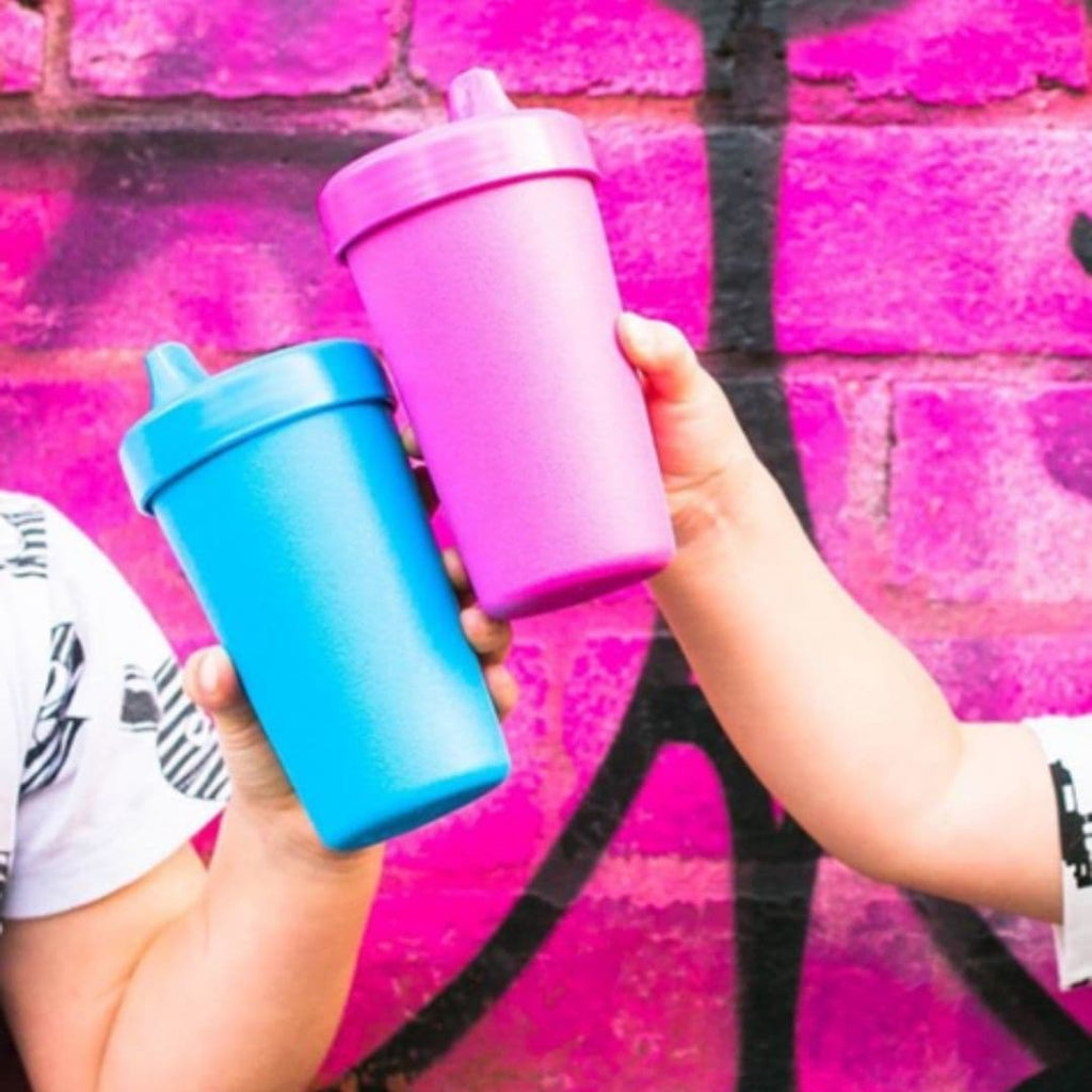 Colourful Re-Play No Spill Sippy Cup