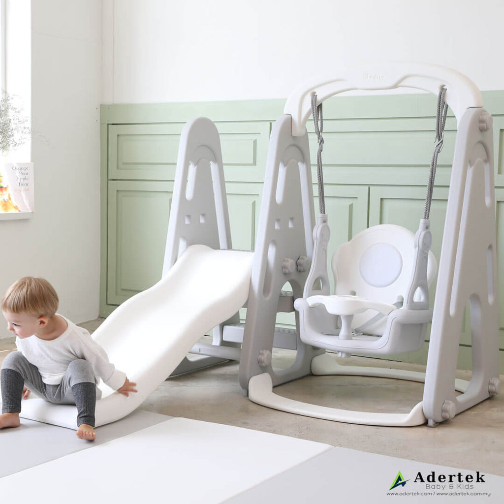 (Pre-Order) Baby FIRST Swing & Slide (1.5-6yo)
