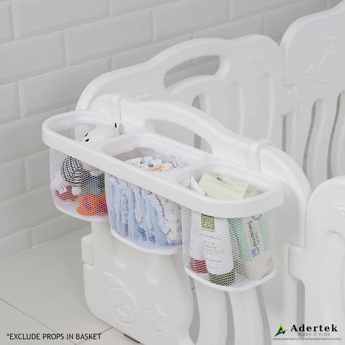 Baby Play Yard Multi Basket - Adertek Lifestyle - Adertek Lifestyle