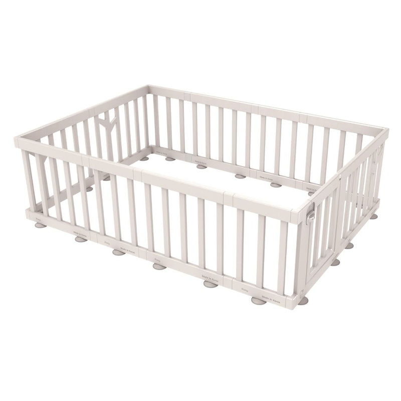 Birch Baby Play Yard Beige 207 x 147cm