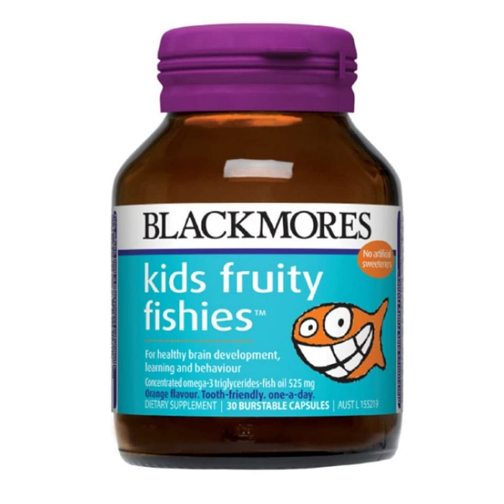 Blackmores Fruity Fishes