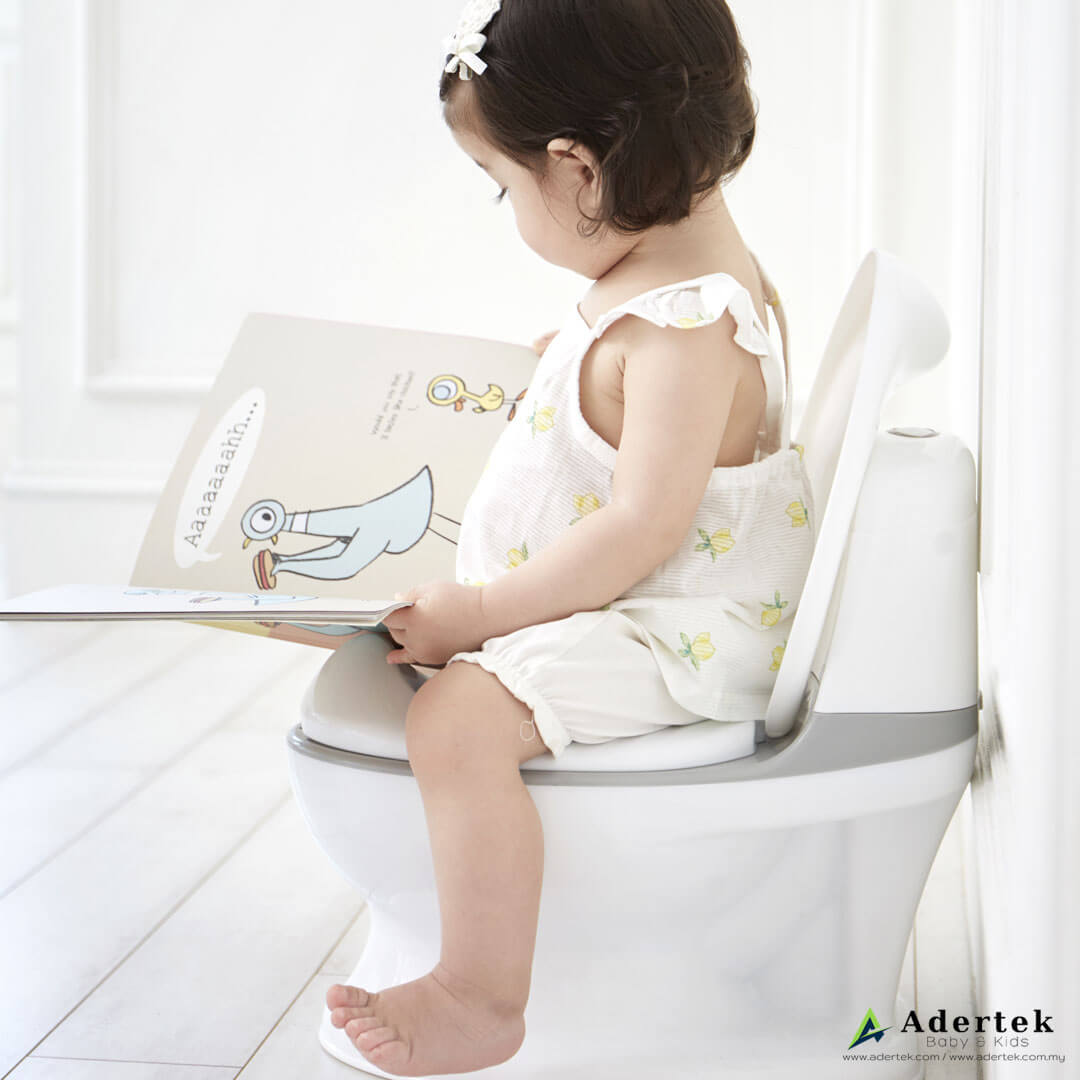 Easy Toddler Potty Training - Grey ($65)