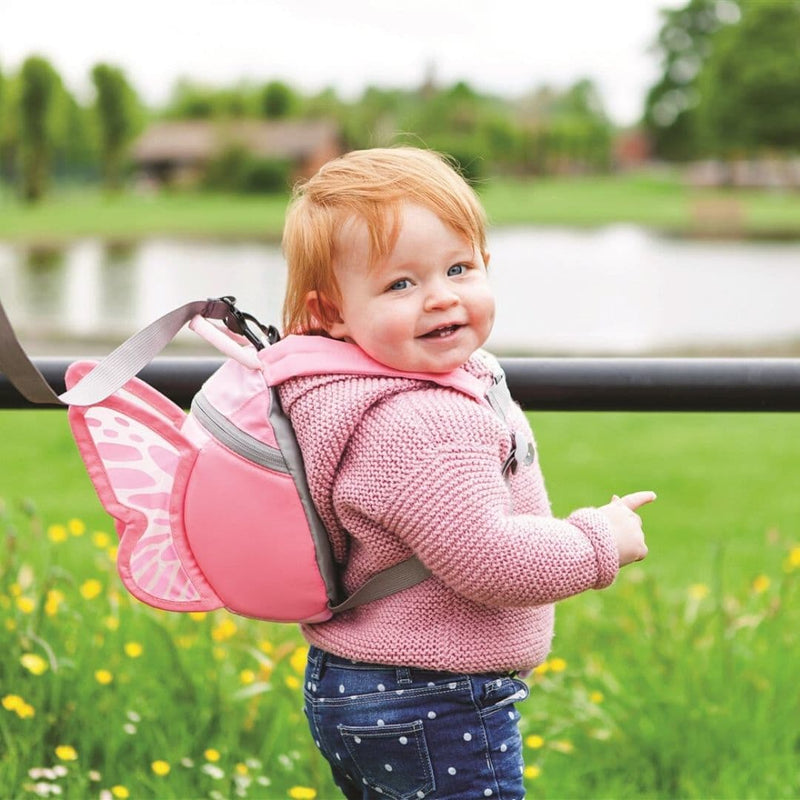 LittleLife Animal Toddler Backpack Butterfly Lifestyle