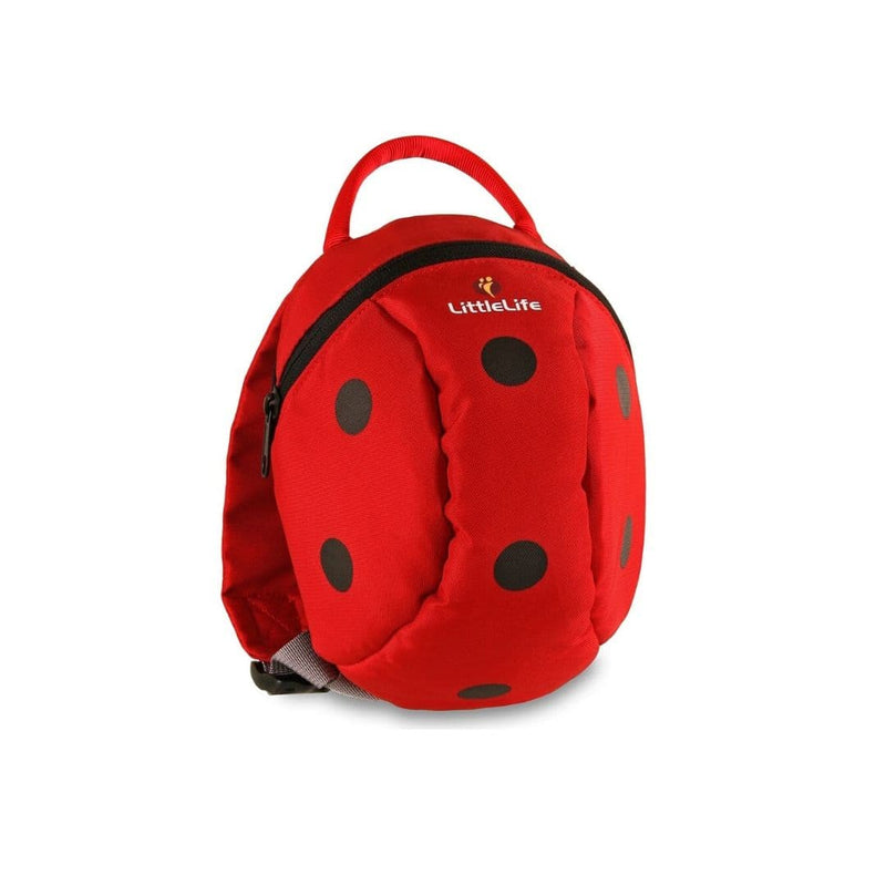 LittleLife Animal Toddler Backpack Ladybird