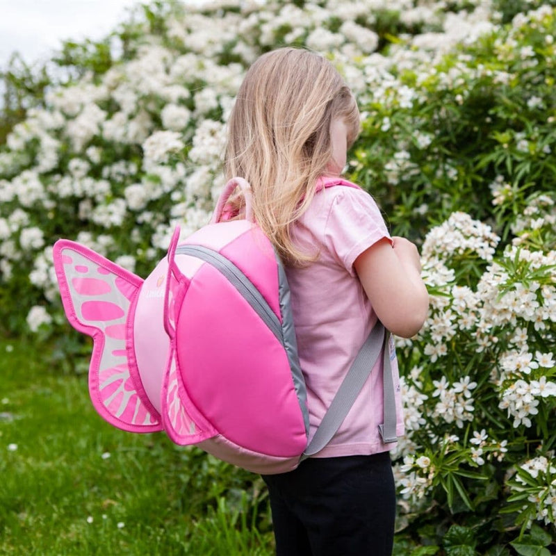 LittleLife Kids' Backpack Butterfly Lifestyle