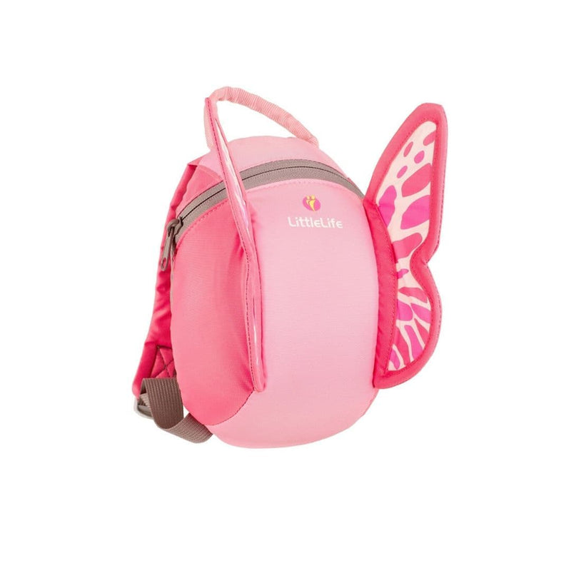 LittleLife Animal Toddler Backpack Butterfly