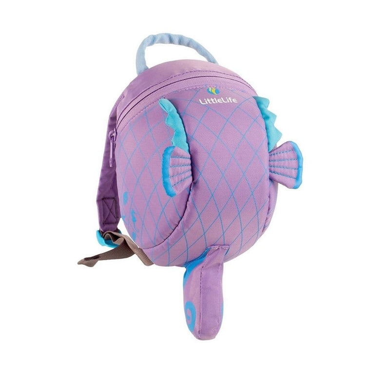 LittleLife Animal Toddler Backpack Seahorse