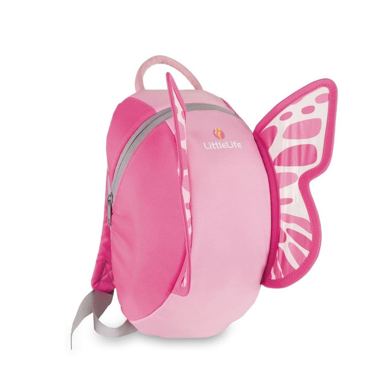 LittleLife Kids' Backpack Butterfly