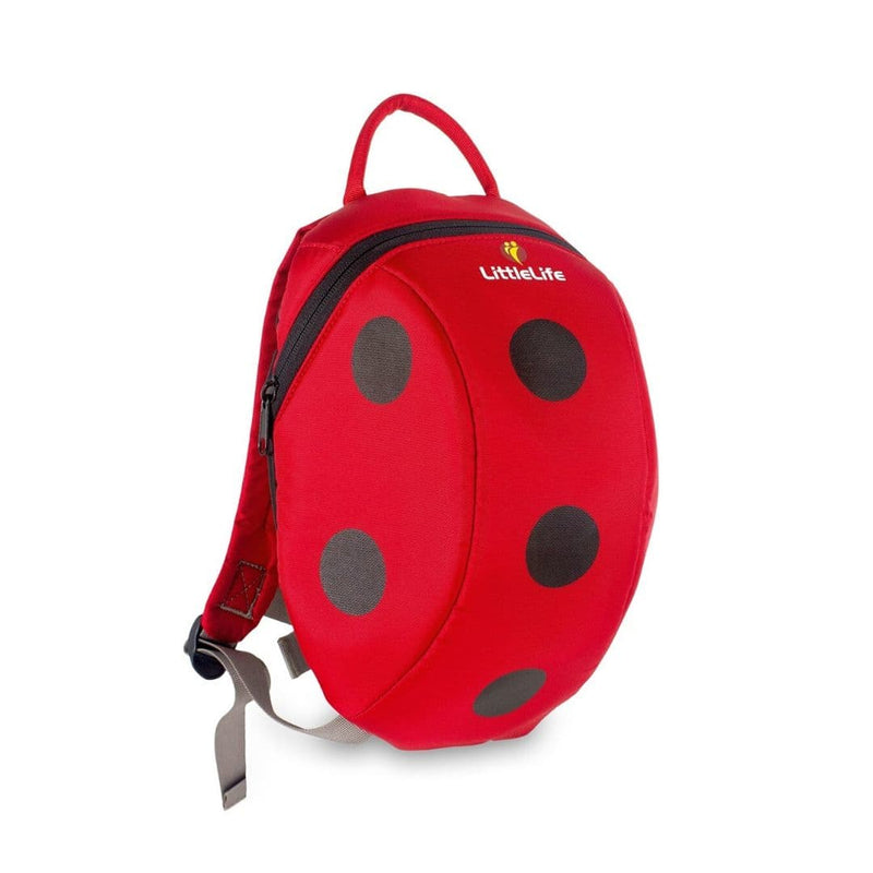 LittleLife Kids' Backpack Ladybird
