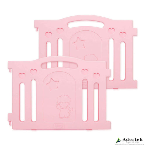 Marshmallow Baby Play Yard Side Panel (2 pcs) - IFAM (Made in South Korea) - Adertek Lifestyle