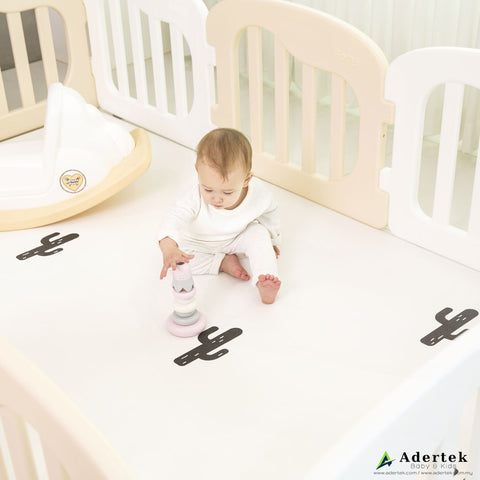 (Pre-Order) Marshmallow Baby Play Mat - Foldable (200x115x4cm)