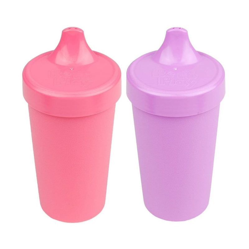 Re-Play No-Spill Sippy Cups (Set of 2) Butterfly