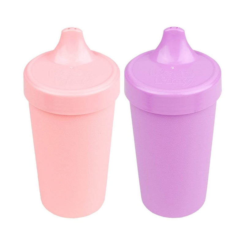Re-Play No-Spill Sippy Cups (Set of 2) Girl
