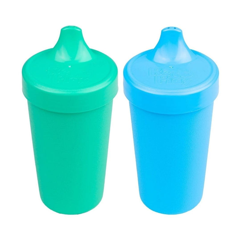 Re-Play No-Spill Sippy Cups (Set of 2) Under The Sea