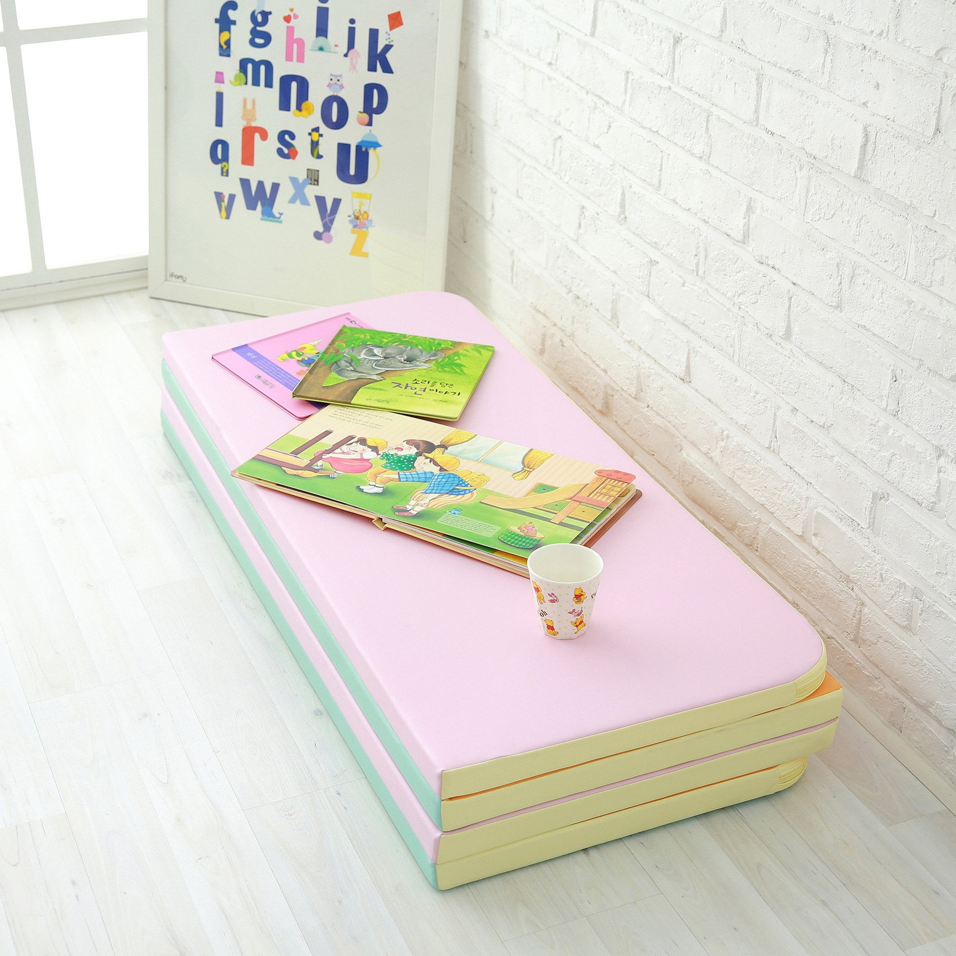 (Pre-Order) Marshmallow Baby Play Mat (Foldable) - IFAM (Made in South Korea) - Adertek Lifestyle