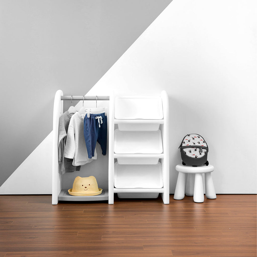 Easy Hanger Organizer - IFAM (Made in South Korea) - Adertek Lifestyle