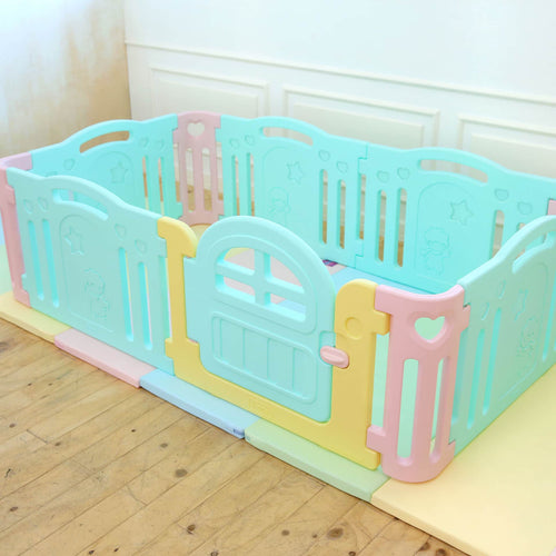 Marshmallow Baby Play Yard Regular Size - Mint (mats Not Included)