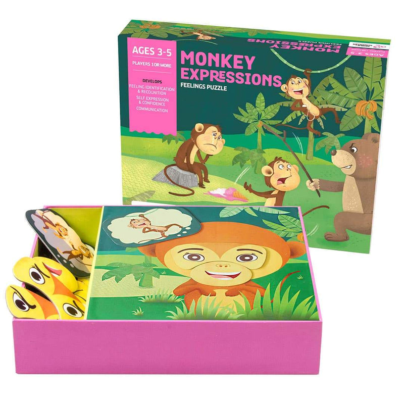 Monkey Expression Set