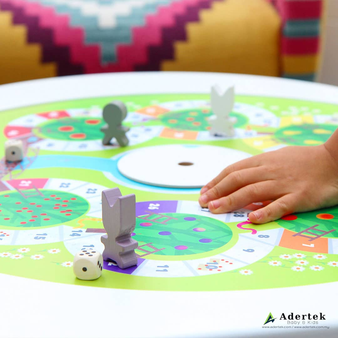 Board games improves your child critical thinking skills