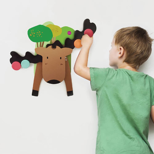 VertiPlay™ Goofy Moose - A Game of Balance suitable for kids of all ages