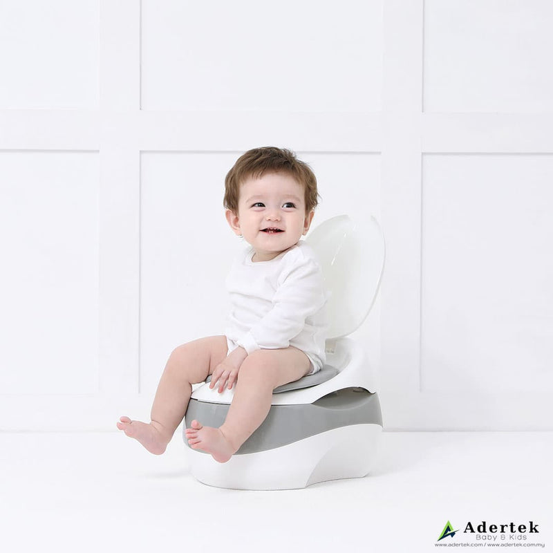 Great for toddlers who are learning to potty train