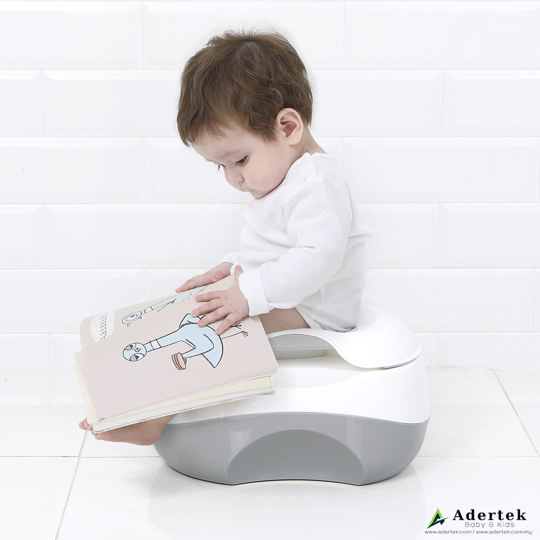 3-in-1 Multi Potty Toilet Seat and Step Stool