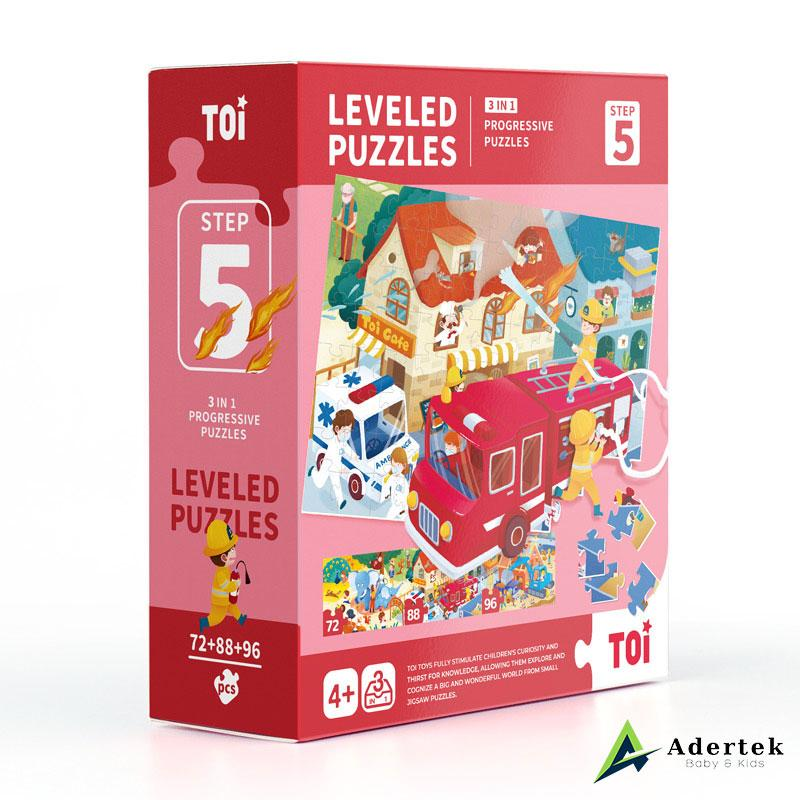 TOI Leveled Puzzle Step 5