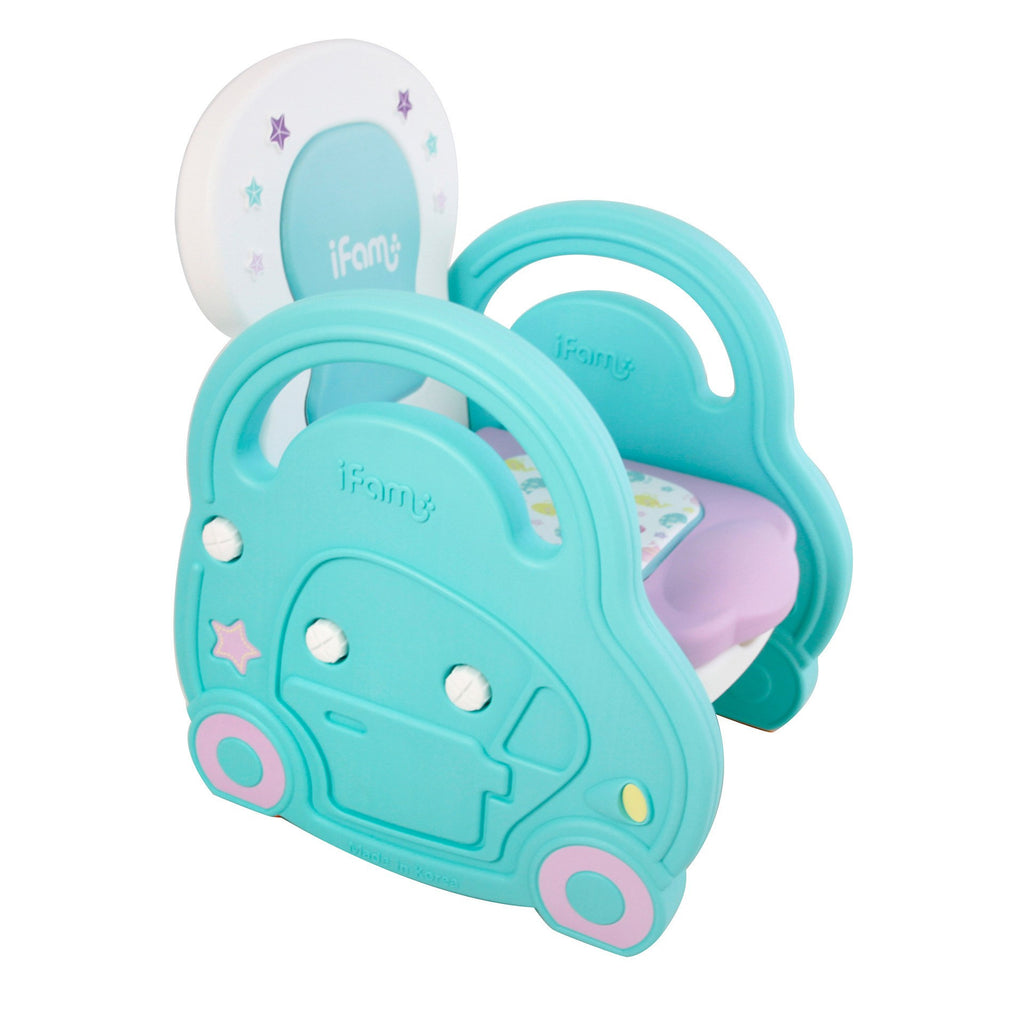 Potty Chair - Shell Baby Potty Chair
