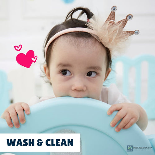 Play Yard basic wash & clean at $105 - FREE pickup & delivery