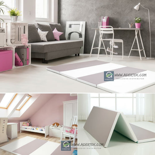 Marshmallow Plus Baby Play Mat (Foldable) - IFAM (Made in South Korea) - Adertek Lifestyle