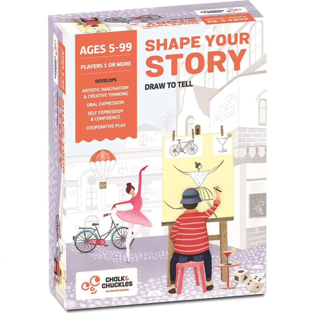 Shape Your Story Box