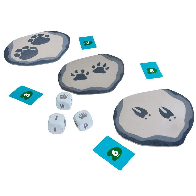 Stepping Stones Dices and Stepping Stone Card