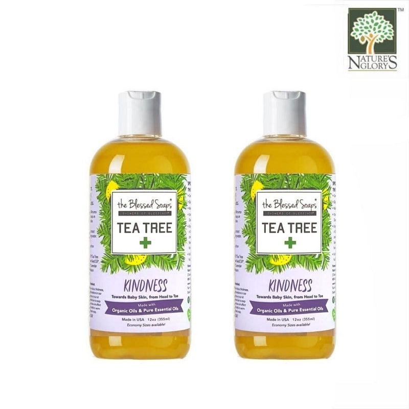 The Blessed Soaps Tea Tree Kindness 345ml / 946ml