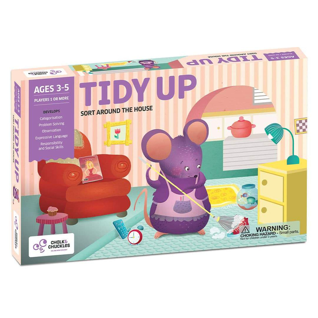 Tidy Up Box